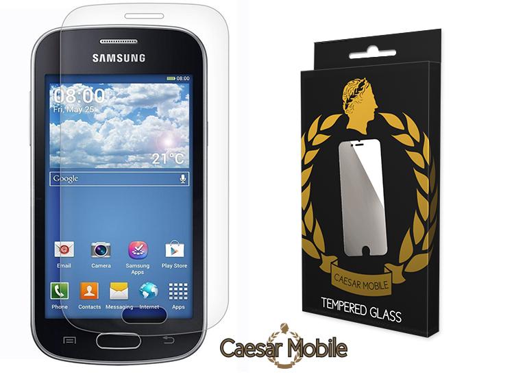 Hartowane szk o ochronne firmy caesar mobile na wy wietlacz do samsung galaxy trend lite gt - Telephone portable samsung galaxy trend lite ...
